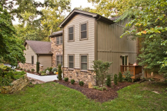 James Hardie Fiber Cement Siding Installation in Lenexa, KS