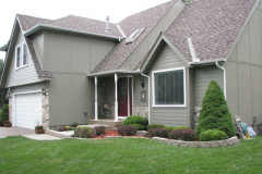 James Hardie Fiber Cement Siding Installation in Olathe, KS