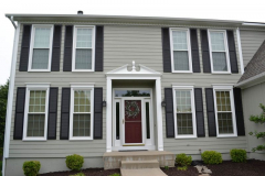 Fypon Colonial Window & Door Trim in Overland Park, KS