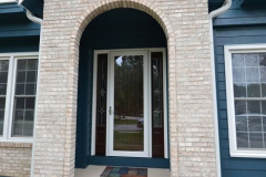 ProVia Entry Door with Sidelites in Overland Park, KS