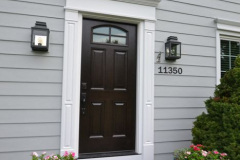 ProVia Legacy Steel Entry Door with Transom in Olathe, KS