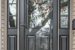 ProVia Signet Fiberglass Entry Door with Sidelite in Lees Summit, MO