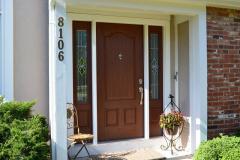 ProVia Signet Fiberglass Entry Door with Sidelites (Exterior) in Overland Park, KS