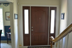 ProVia Signet Fiberglass Entry Door with Sidelites (Interior) in Overland Park, KS