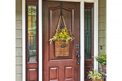 ProVia Signet Fiberglass Entry Door with Sidelites & Transom in Kansas City, MO