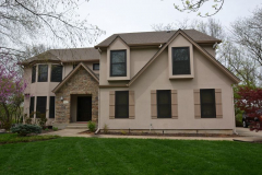 Stucco Siding Installation in Leawood, KS