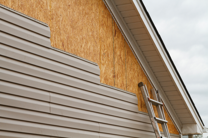 Vinyl Siding From Diffe Sides Which Style Is Right For