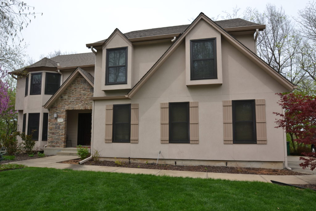 stucco siding kansas city