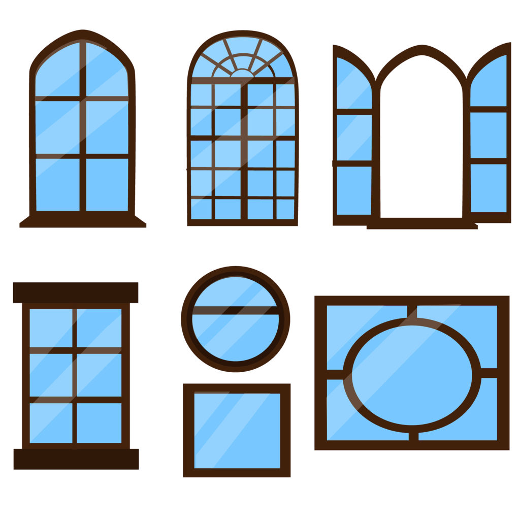 different types of windows in kansas city