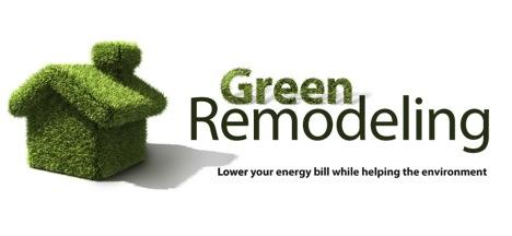Green Remodeling Kansas City