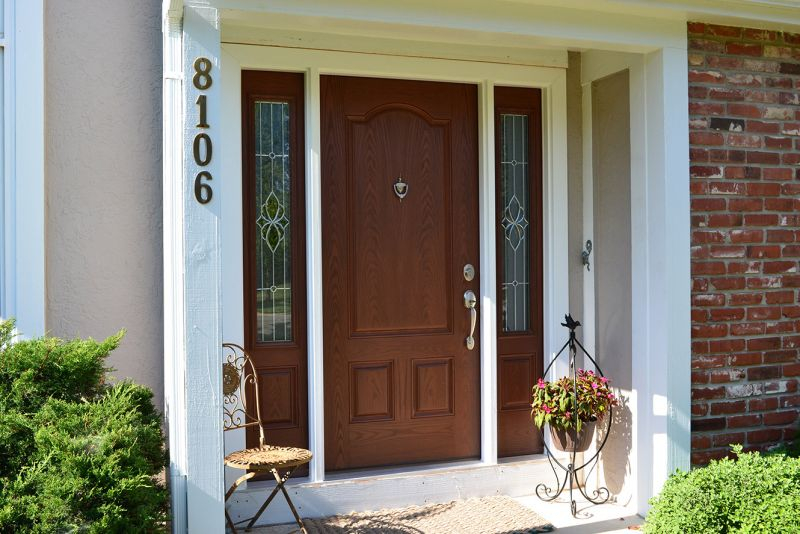 Provia Heritage Fiberglass Entry Doors